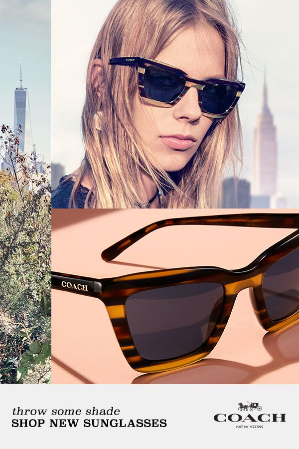 b24c628bf6 Have it made in the shade with our Varsity Rectangle Sunglasses. This bold