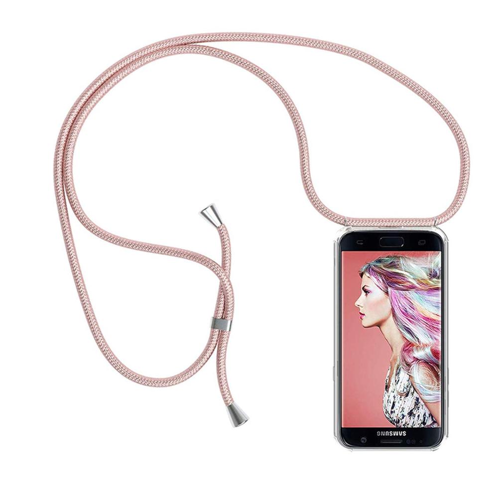 GoodcAcy Collier pour Samsung Galaxy S7 Coque, étui de téléphone ...