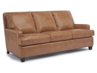 Shop For Flexsteel Sofa 1705 31 And Other Living Room Sofas At Furniture Mall Of Kansas In Topeka Ks And Lawrence Flexsteel Furniture Furniture Leather Sofa