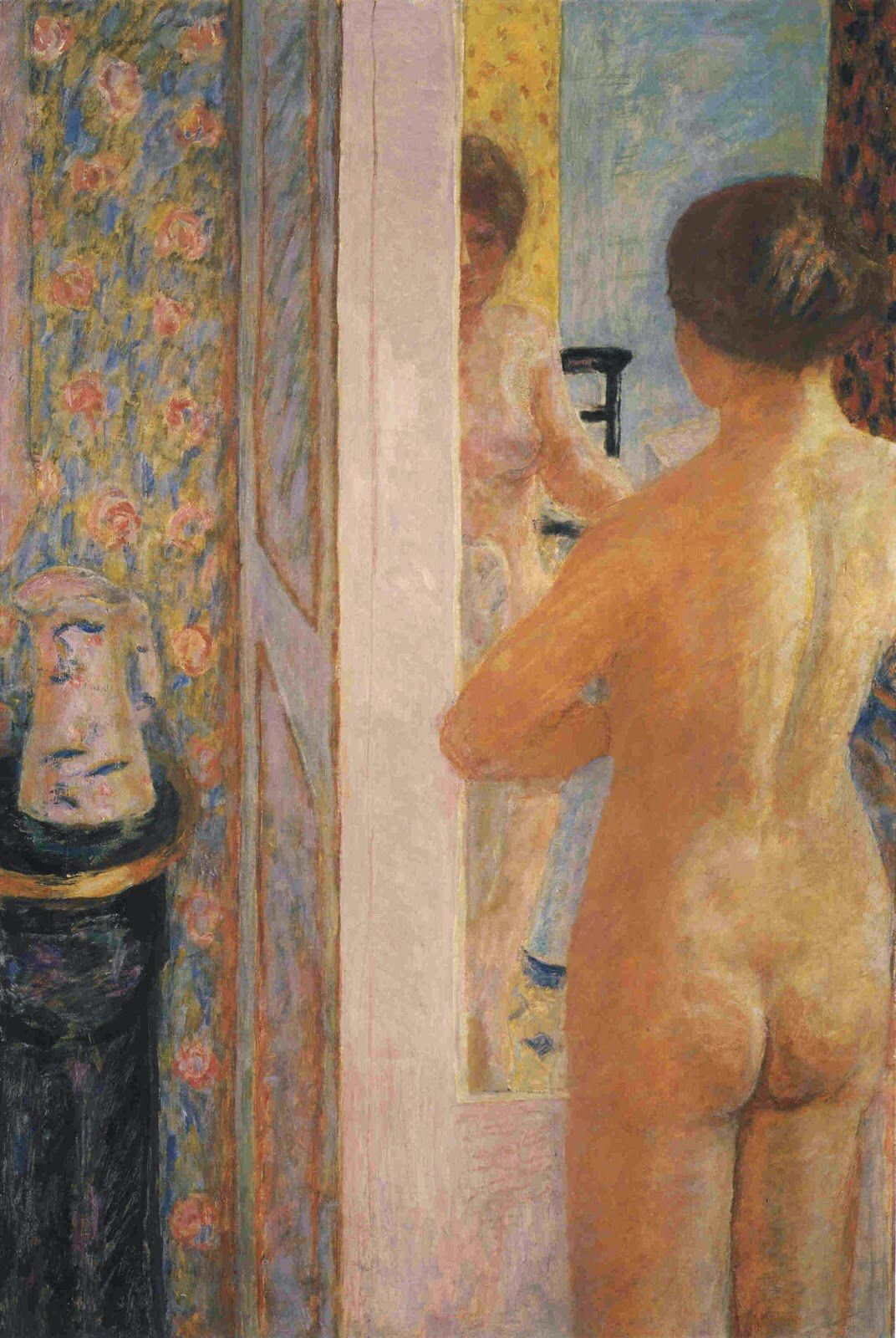 Las mujeres y Pierre Bonard