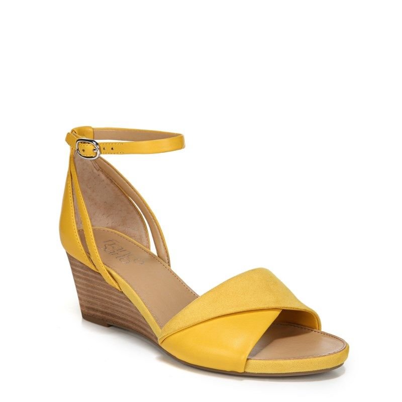 Women S Deirdra Wedge Sandal In 2020 Ankle Strap Wedges Wedge Sandals Summer Shoes Wedges