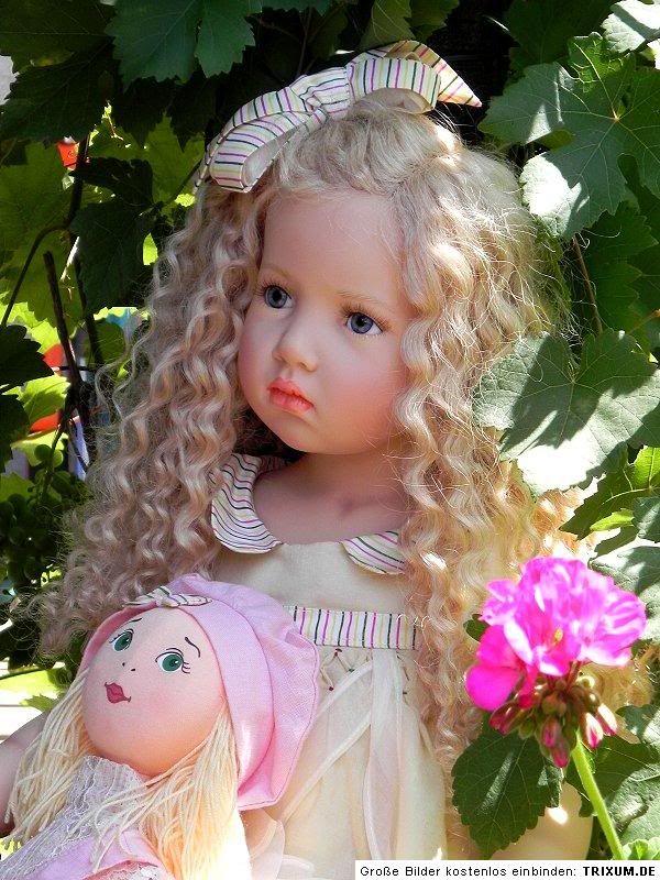 Pretty Hildegard Gunzel Doll