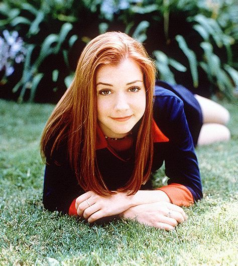 Buffy the Vampire Slayer When She Was Bad (TV) Alyson hannigan willow gallery