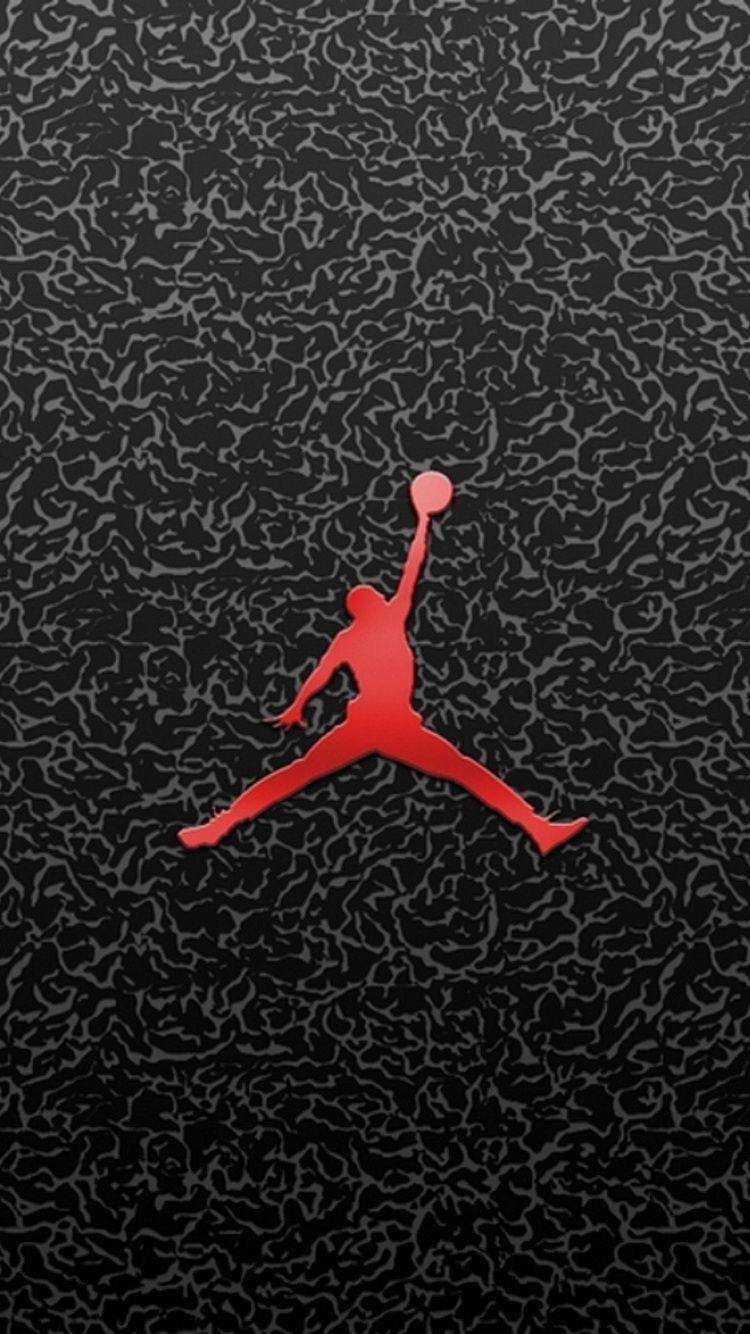 Pin By Johnny Thomas On Iphone 7 Plus Wallpapers Sports Logo Design Clip Art Jordan Logo