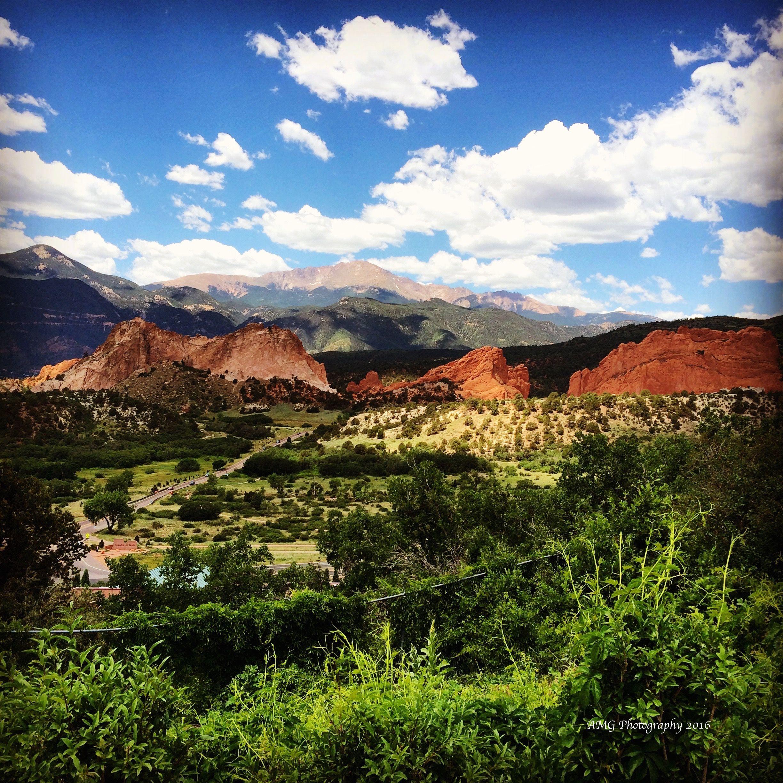 Summer Views #gardenofthegods #Colorado #amgphotography # ...