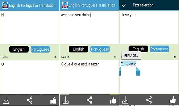 how to translate android games to english