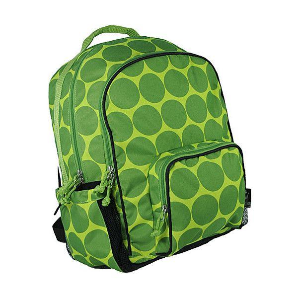 Wildkin Macropak School Backpack (88 LTL) ❤ liked on Polyvore