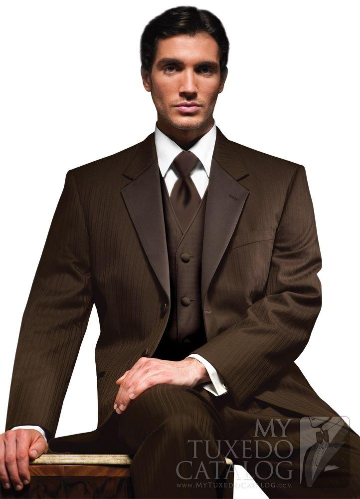 Brown Tuxedo Rental- Prom tuxedo or brown Wedding tuxedo, Dallas ...