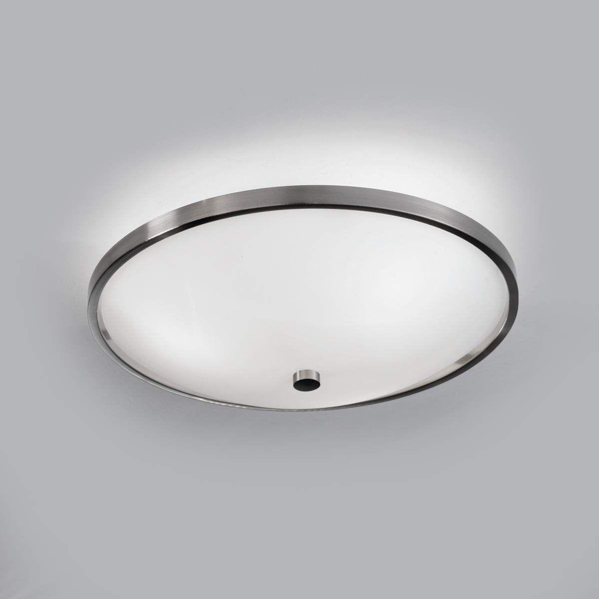 Vielseitige Deckenleuchte Samira 39 5 Cm Von Orion Beleuchtung Decke Deckenlampe Stoff Satiniertes Glas