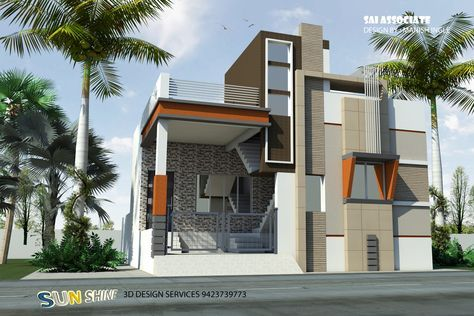 Single floor bhk home design small also houses plans pinterest rh