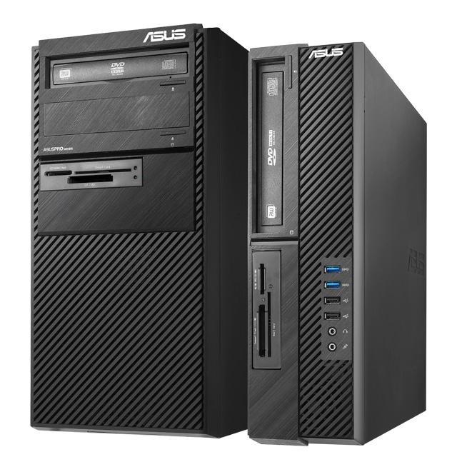 Novos desktop Asus BM1 e BP1 com 4ª geração Intel