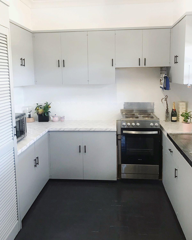 the 3 kmart hack transforming people s homes kitchen decor kmart kitchen makeover kitchen on kitchen ideas kmart id=40304