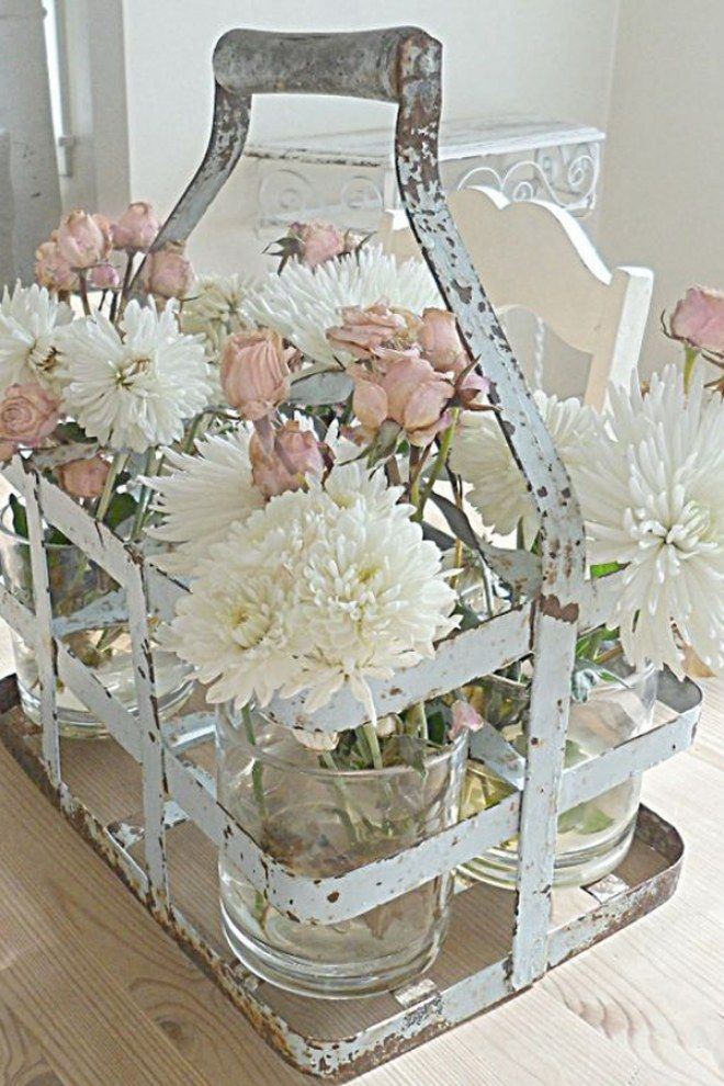 Photo of Make shabby chic yourself: The romantic look for at home