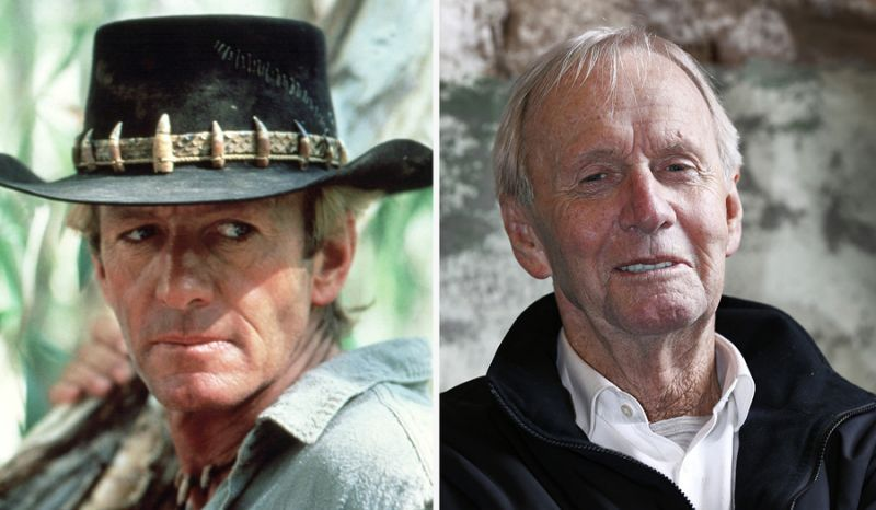 Happy 78th Birthday To Paul Hogan 10 8 2018 Australian Comedian Actor And Television Presenter He Was Nominated F Paul Hogan Crocodile Dundee Dundee