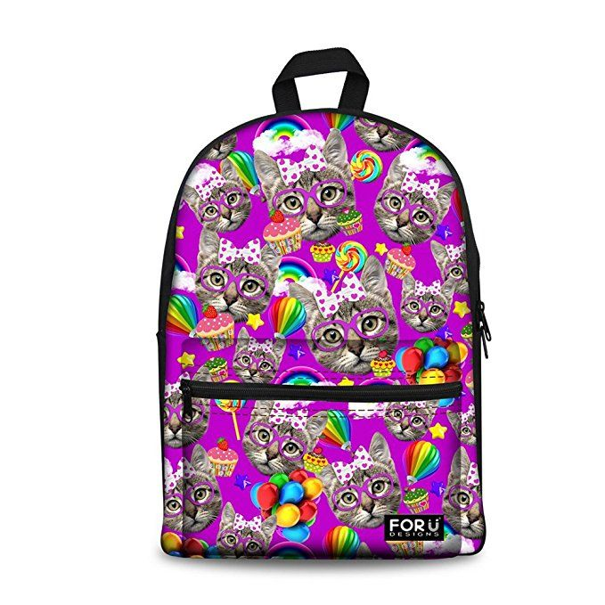 For U Designs Back To School Kid Book Bag Schoolbag Boys Green Soccer Print Rucksack Kids Backpacks