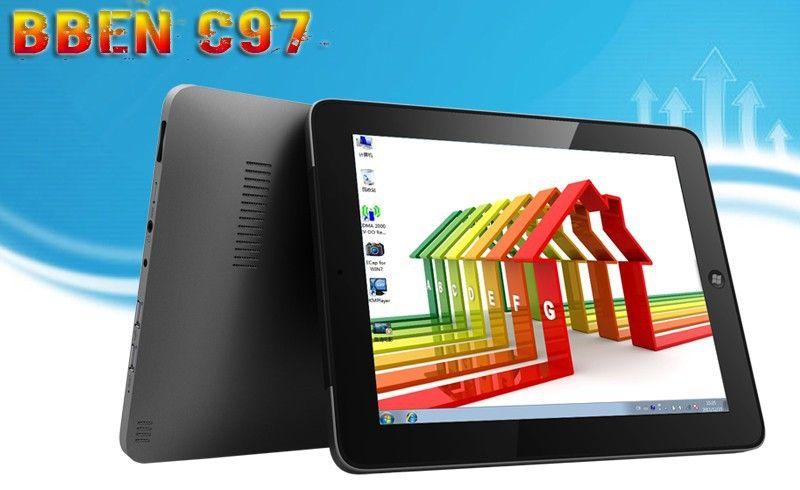 97 inch dual core tablet pc bluetooth wifi dual sim card