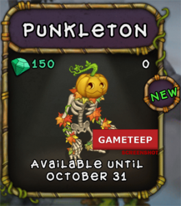 My Singing Monsters How To Breed Punkleton Monster Singing Monsters My Singing Monsters My Singing