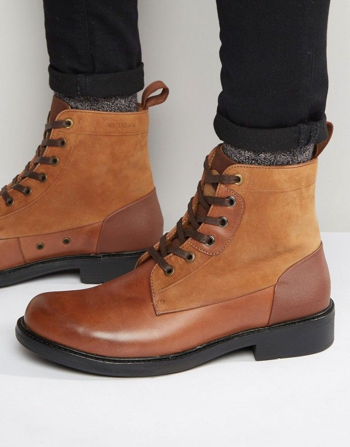 g star buy, G star myrow lace up leather boots brown men,g