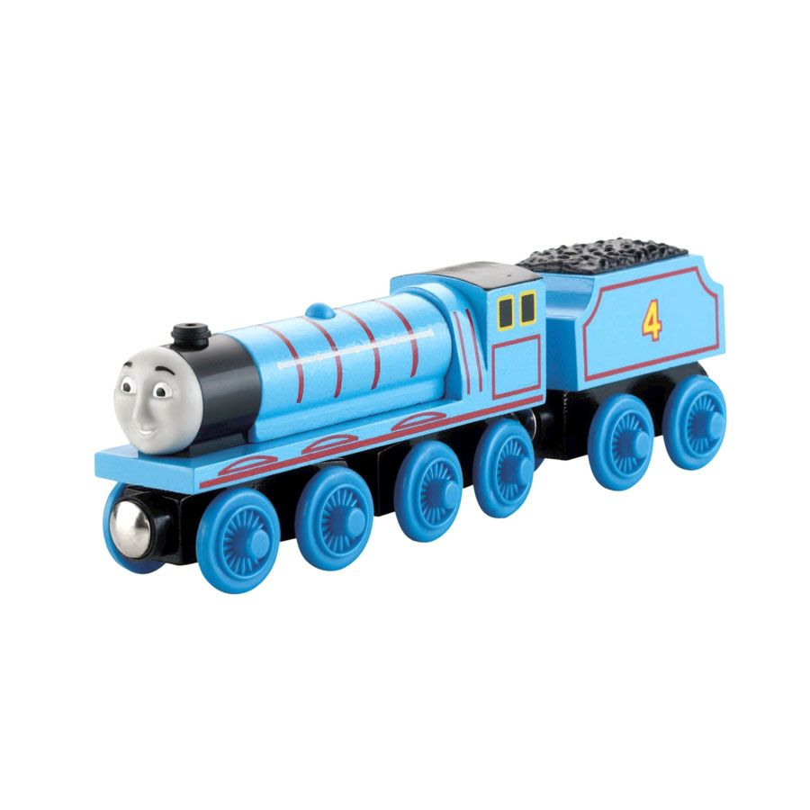 Thomas & Friends Wooden Railway Large Engine - Gordon | Toys R Us ...