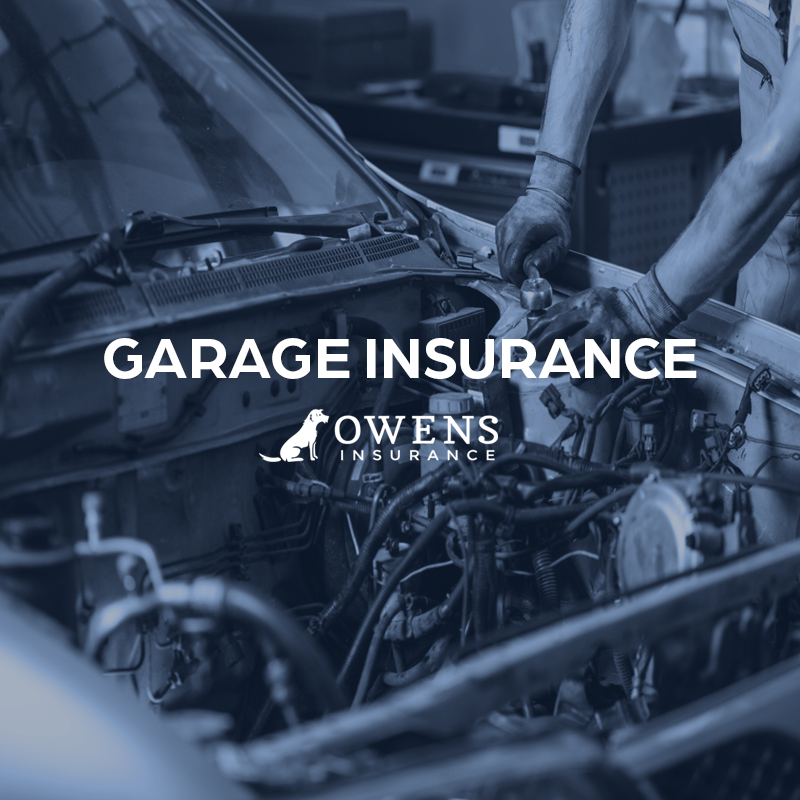 Our Garage Insurance Options Will Help Protect Your Towing Body