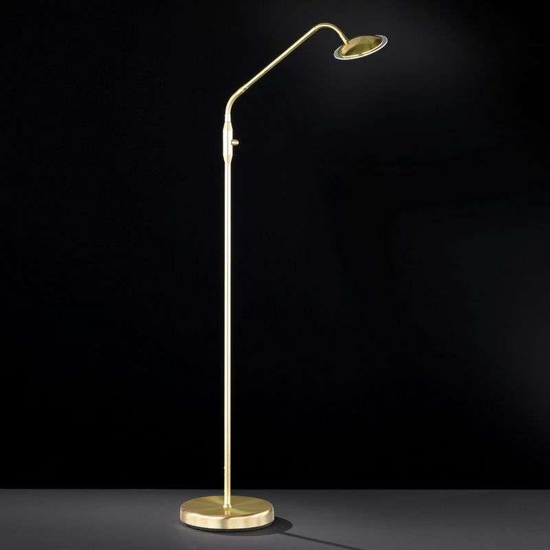 Met Dimmer En Leeslampje Led Vloerlamp Zenith Vloerlamp