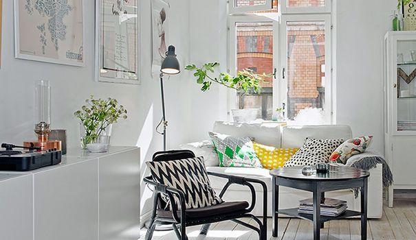 Deco scandinave design scandinave style nordique pastel blanc et bois
