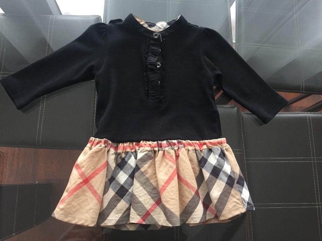 98e138d5d368 Robe Burberry Fille 6 Mois   eBay   vetement bébé   Pinterest   Robe
