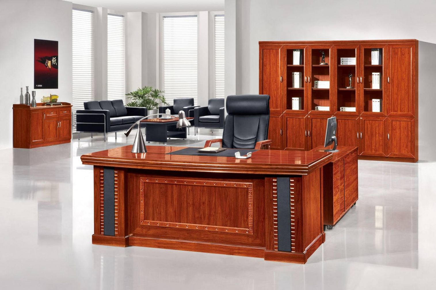 Wooden Office Desks Home Office Furniture Set Check More At Http Www Drjamesghoodblo Office Desk Designs Home Office Furniture Sets Office Furniture Design