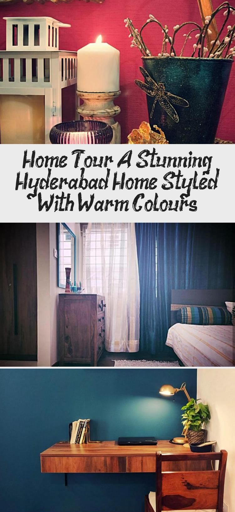 Home Tour A Stunning Hyderabad Home Styled With Warm