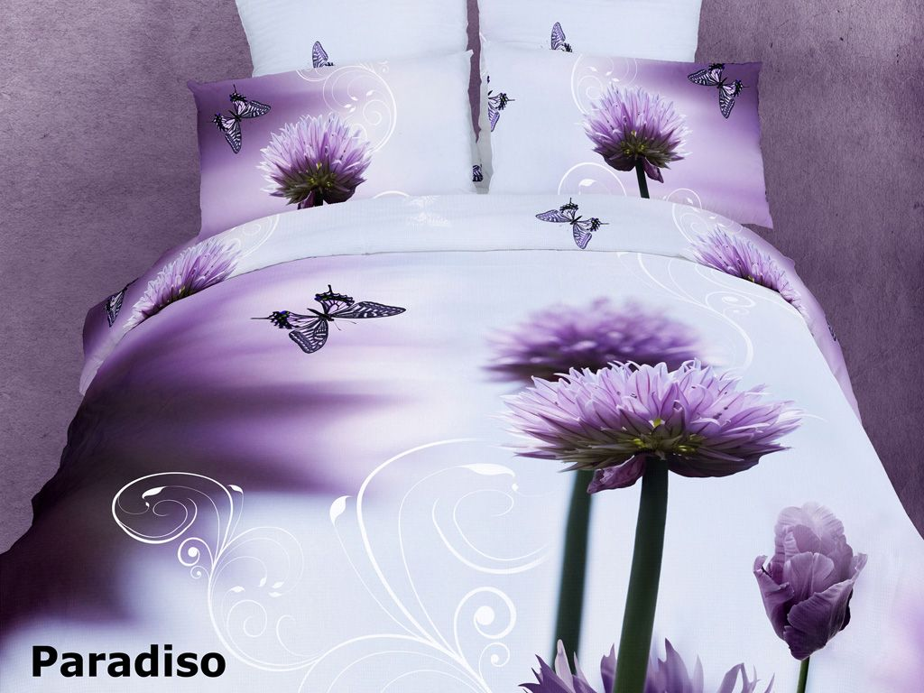 Purple bed sets queen - Paradiso Duvet Cover Set By Dolce Mela 169 00 Purple Bedding