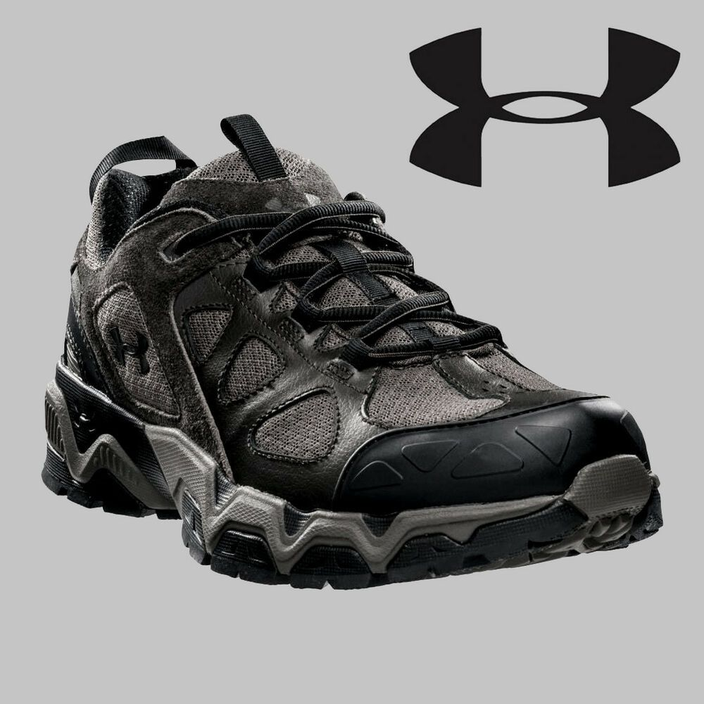 858f1797d705 UNDER ARMOUR MENS UA MIRAGE 3.0 LOW TACTICAL DURABLE HIKING SNEAKER SHOE  BOOT 13  Underarmour  HikingShoes