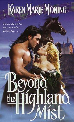 Highlander 1 Beyond The Highland Mist Time Travel Romance Books Romance Novel Covers Highlander Romance Books