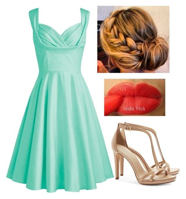 """""""Minty fresh"""" by hopeyjay ❤ liked on Polyvore"""