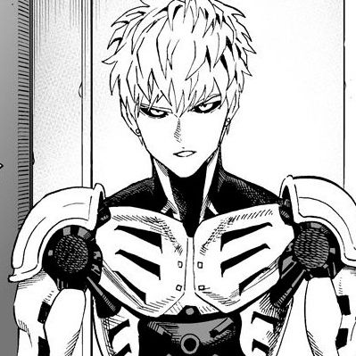 Demon Cyborg One Punch Man Anime One Punch Man 3 One Punch Man