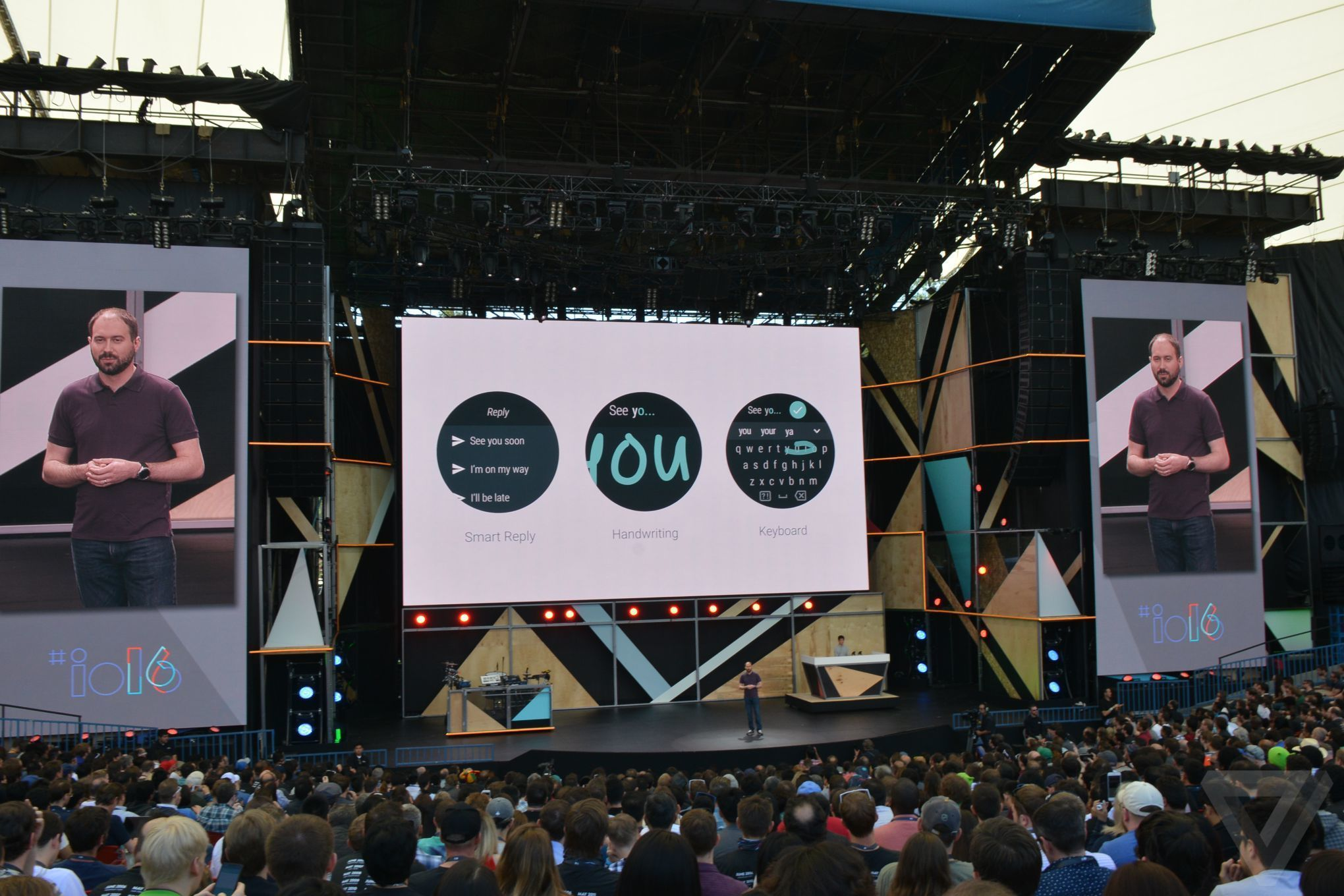 The 10 biggest announcements from Google I/O 2016 | The Verge