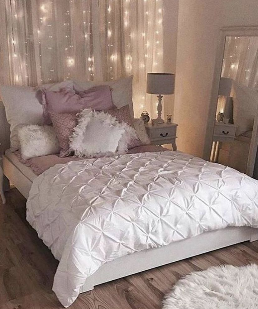 Glamourous Bedroom Elegant Romantic Design