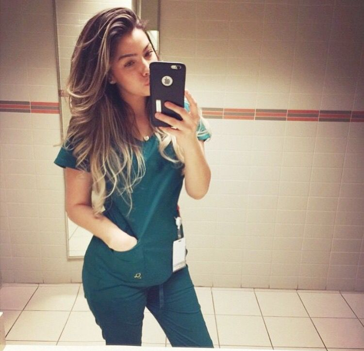 Speak this Sexy pictures of girls in scrubs can