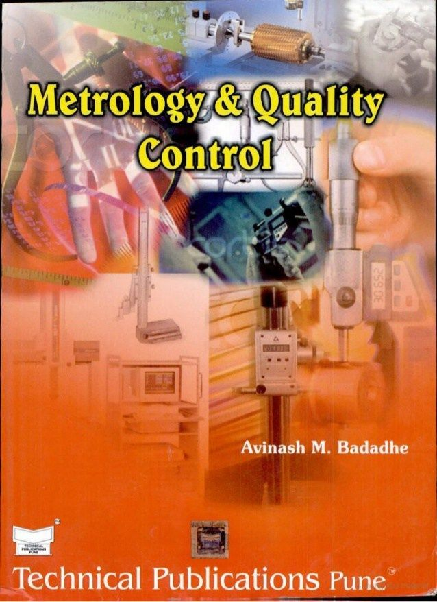 metrology and quality control pdf in 2018 mechanical free pdf