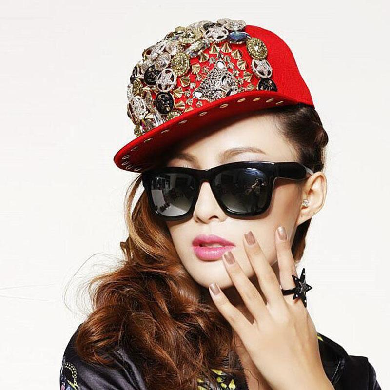Seioum Unisex Punk Hedgehog Hat Personality Jazz Snapback Spike Studded  Rivet Spiky Baseball Cap For Hip Hop Rock Dance. Yesterday s price  US   16.40 (14.24 ... f4cff223025c