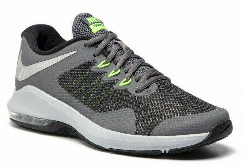 Nike Air Max Alpha Trainer Sneakers Dark Grey Metallic