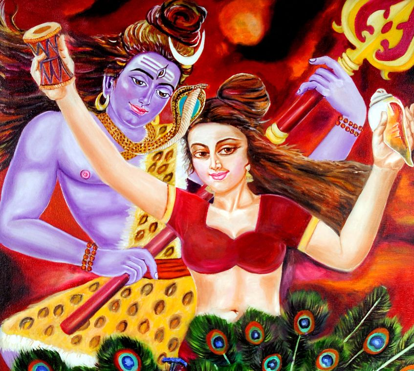 Lord Shiva And Parvati Wallpapers Hd | Best Wallpaper HD |Shiva Parvati Love Wallpaper