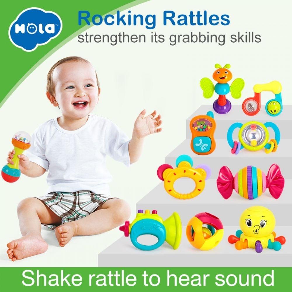 BabyToys For Newborn Juguetes 0-12 Months Wonder Wheel Brinquedo Para Bebe Stro