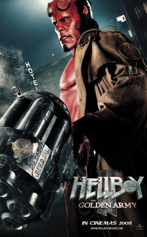 Hellboy 2 The Golden Army 2008 Http Www Imdb Com Title