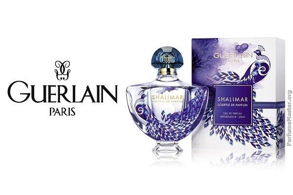 Fragrance News Guerlain Perfume Souffle In Shalimar 2017 Parfum De 3q4AL5jR