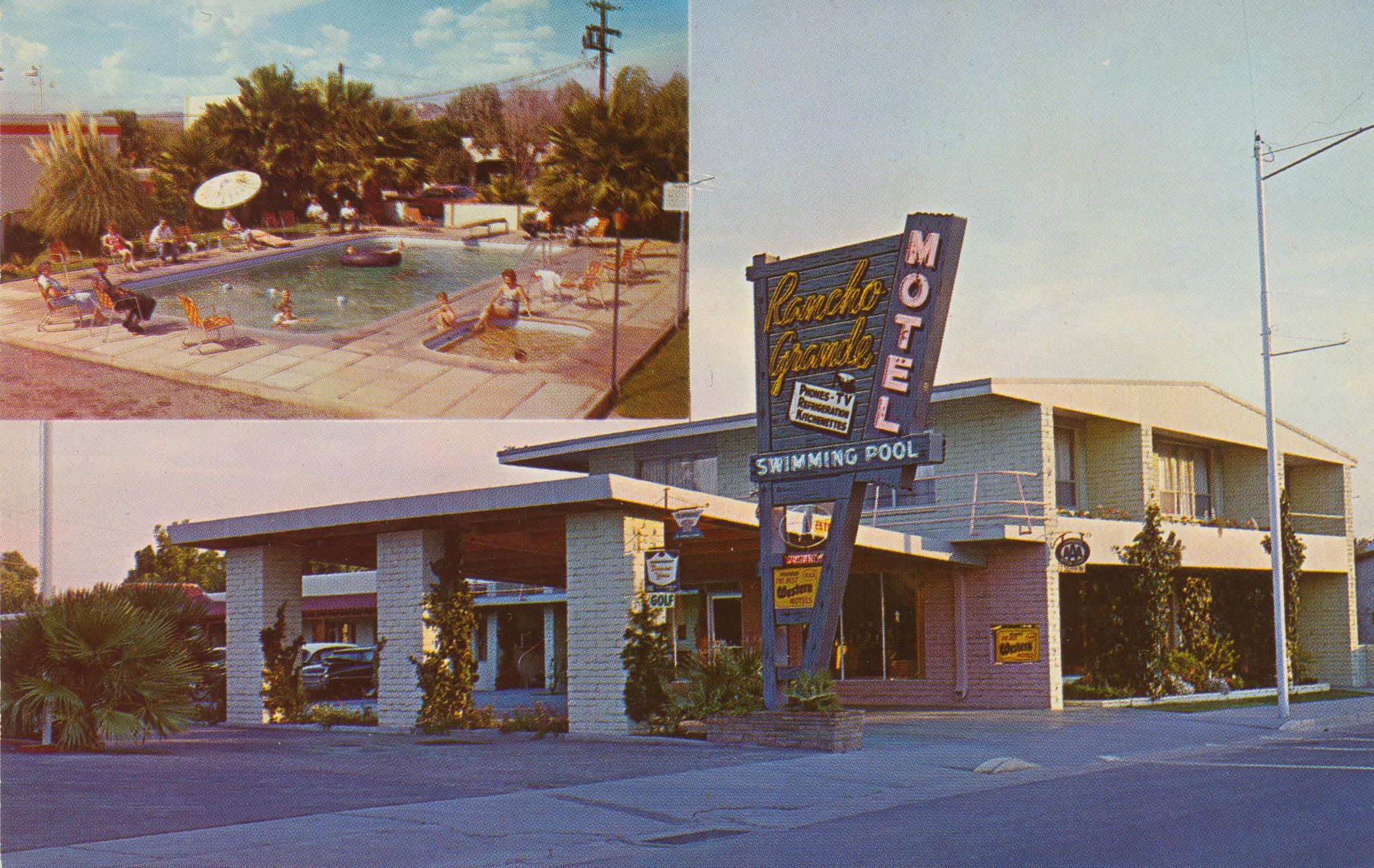 Https Flic Kr P Ejgmy5 Rancho Grande Motor Hotel Wickenburg Arizona Downtown Convenient To Restaurants And S Heated Swimming Pool Telephones