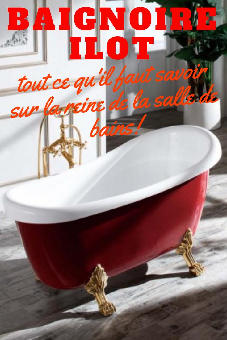 baignoire ilot baignoire ilot salle de bain baignoire. Black Bedroom Furniture Sets. Home Design Ideas