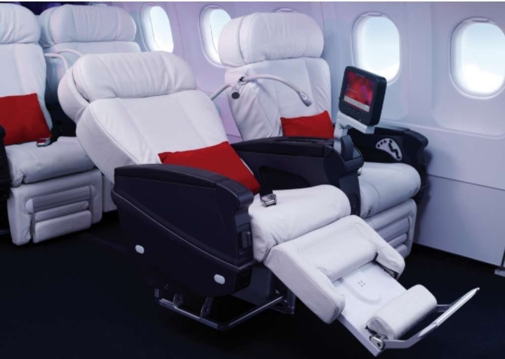 How To Fly To Hawaii In First Class Flying First Class Virgin