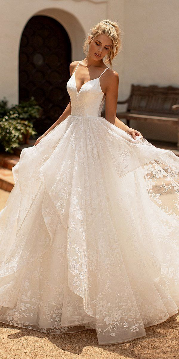 29 Great A-Line Wedding Dresses, #Aline #Bröllopsklänning #dresses