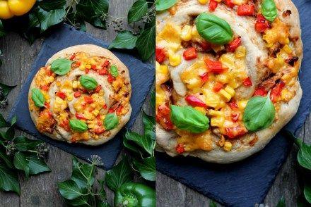 Pizzastangen mit eingelegten Tomaten und Mozzarella – Der perfekte EM-Snack