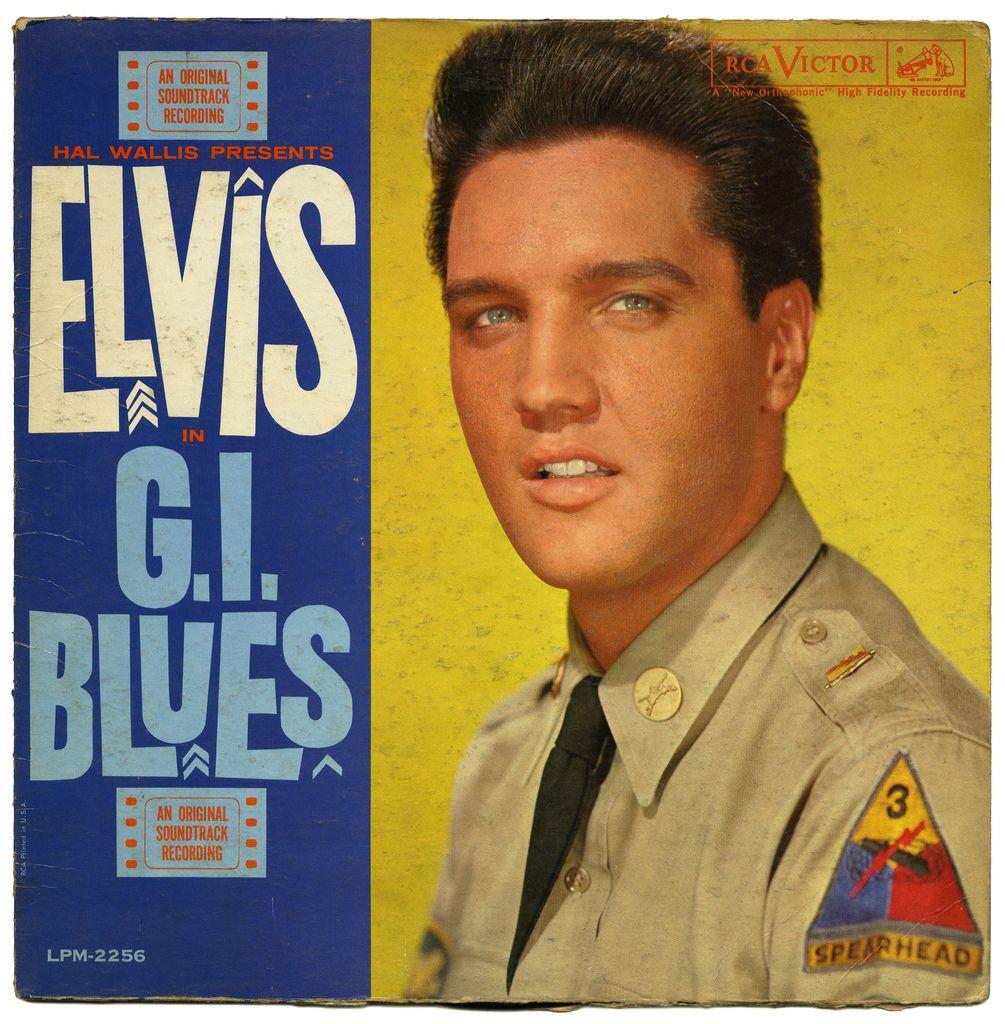 G.I. Blues, Elvis Presley